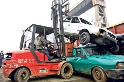 Programul RABLA 2015 oferă 25.000 de tichete pentru casarea mașinilor