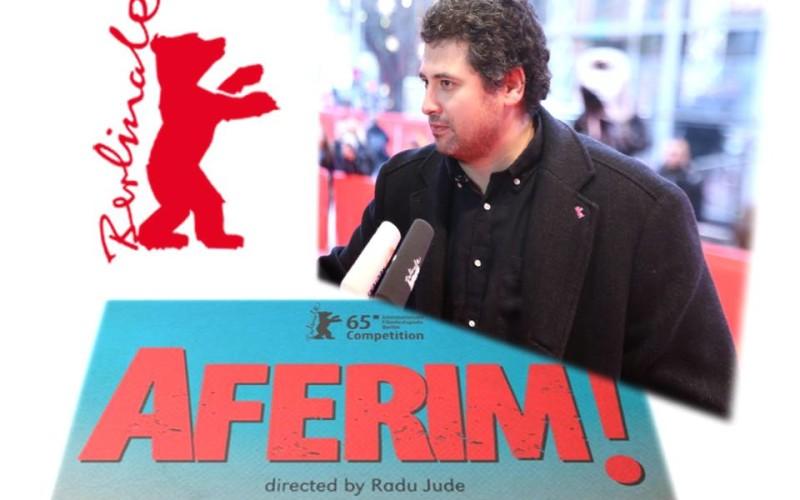 """Radu Jude a câștigat Ursul de Argint pentru regia filmului """"AFERIM!"""""""