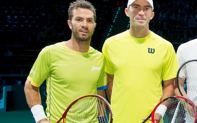 Horia Tecău și Jean Julien Roier, eliminați în turul doi la Monte Carlo