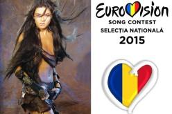 Ruslana cântă în finala Eurovision România 2015