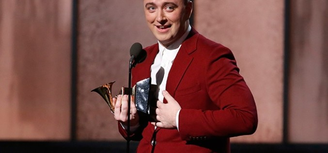 Sam Smith a cucerit 4 trofee la Gala Grammy Awards