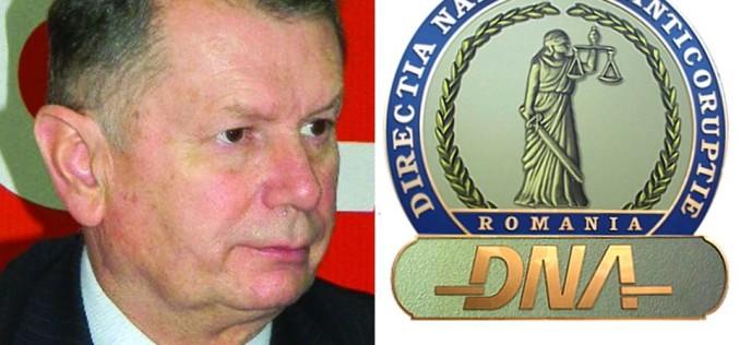 Șeful Consiliului Județean Ialomița, reținut de DNA pentru luare de mită