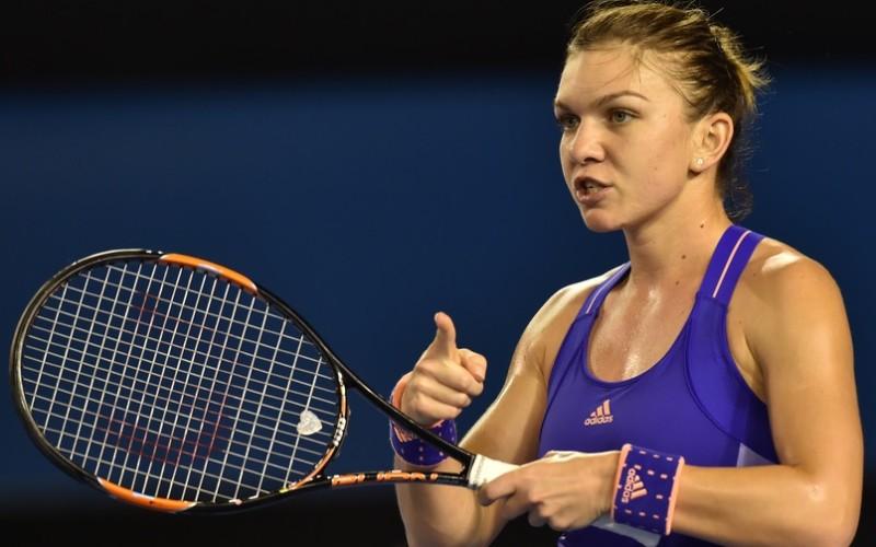 Simona Halep a câștigat turneul de la Indian Wells, după un meci dramatic cu Jelena Jankovic