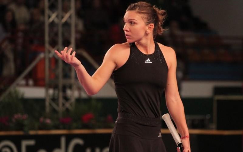Simona Halep s-a accidentat și nu va participa la turneul de tenis de la Doha