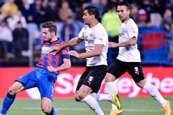 Steaua și Universitatea Cluj vor juca în finala Cupei României la fotbal