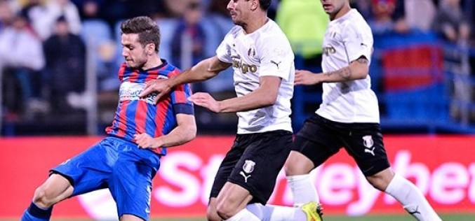 Astra Giurciu, scor 2-2 cu West Ham United în turul trei preliminar la Ligii Europa