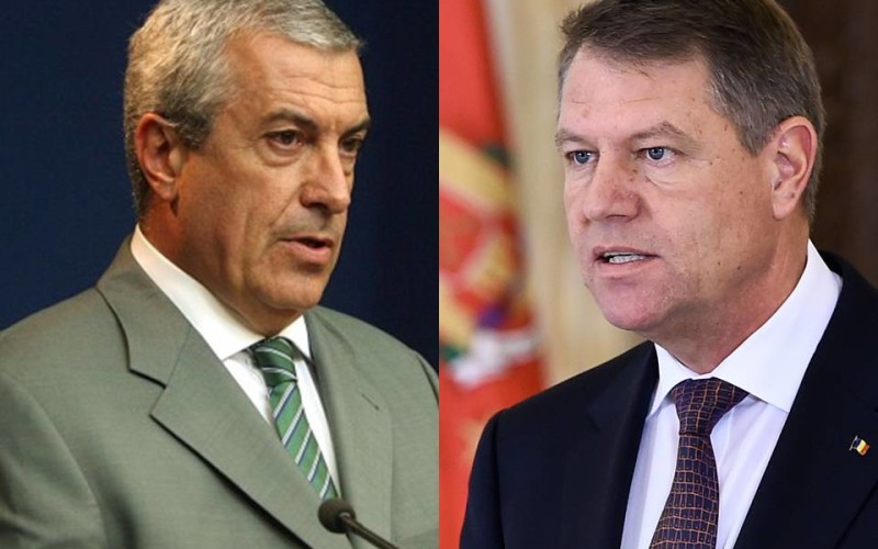 Tăriceanu îl face praf pe Iohannis: Sunteți șantajabil cu dosare penale!!!