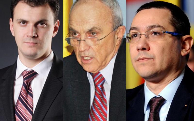 Cumnatul lui Ponta, șeful CJ Prahova și Sebastian Ghiță aduși cu mandat la DNA