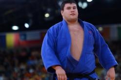 Vlăduţ Simionescu, aur la Openul de judo de la Sofia