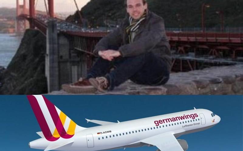 Andreas Lubitz este copilotul care a prăbușit intenționat avionul cu 150 de oameni la bord