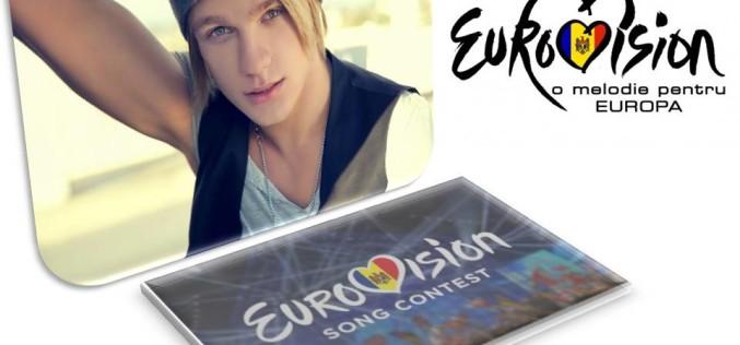 Republica Moldova merge la Eurovision 2015 cu ucraineanul Eduard Romanyuta – VIDEO