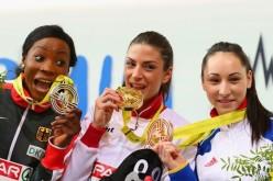 Florentina Marincu, bronz european la săritura în lungime