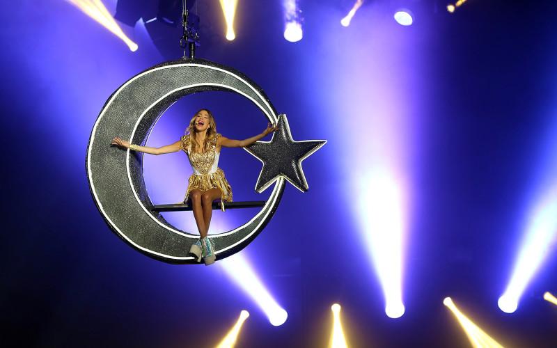 Violetta concertează în premieră în România, pe 2 septembrie la Național Arena