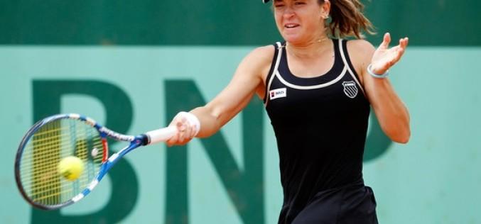 Alexandra Dulgheru, calificare incredibilă în turul doi la Wimbledon