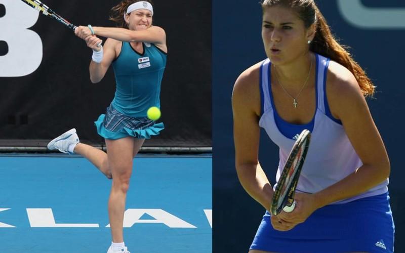 Alexandra Dulgheru și Sorana Cîrstea au părăsit turneul de la Miami încă din primul tur