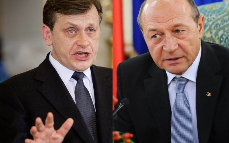 Antonescu: Băsescu e o rușine. Cum poate dormi liniștit când vede ce se întâmplă cu Ridzi