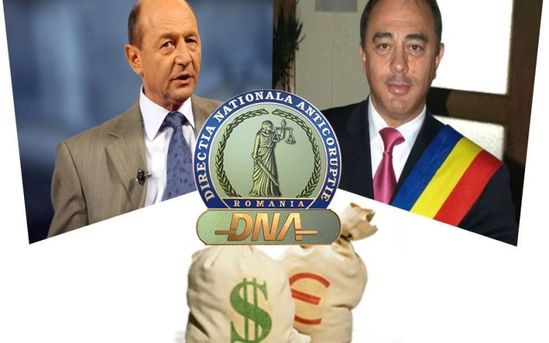 Primarul din Târgu Mureș, Dorin Florea, care i-a dat saci de bani lui Băsescu, anchetat de DNA