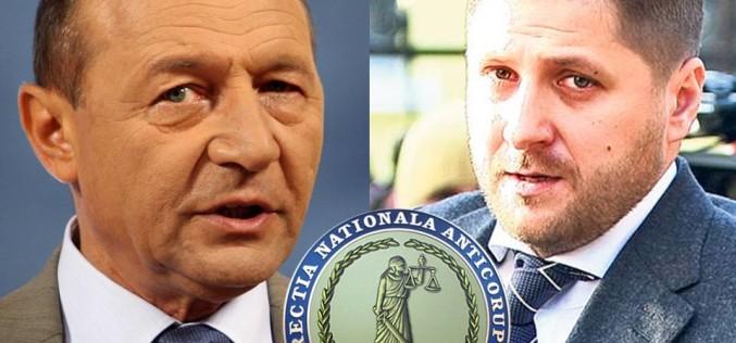 Ginerele lui Băsescu nu are voie să plece din țară. DNA l-a pus sub control judiciar