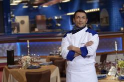"""Reţeta lui Ciprian, introdusă de juraţi în meniul """"Hell's Kitchen – Iadul bucătarilor"""""""