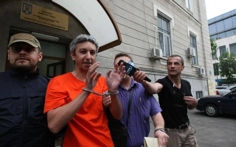 Dan Diaconescu: Mi-au închis televiziunile, mi-au închis partidul, acum mă închid pe mine