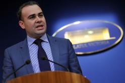 Darius Vâlcov, scos cu cătușe la mâini din sediul DNA