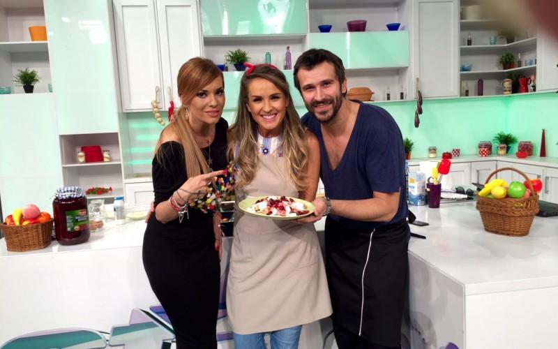 Diana Munteanu a dezvăluit la Antena Stars că a vrut să se facă stewardesă