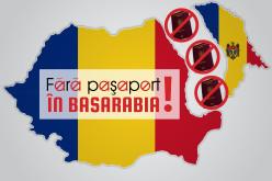 Moldovenii cer României eliminarea pașapoartelor