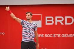 Grigor Dimitrov, primul bulgar care își adjudecă trofeul la BRD Năstase Țiriac Trophy