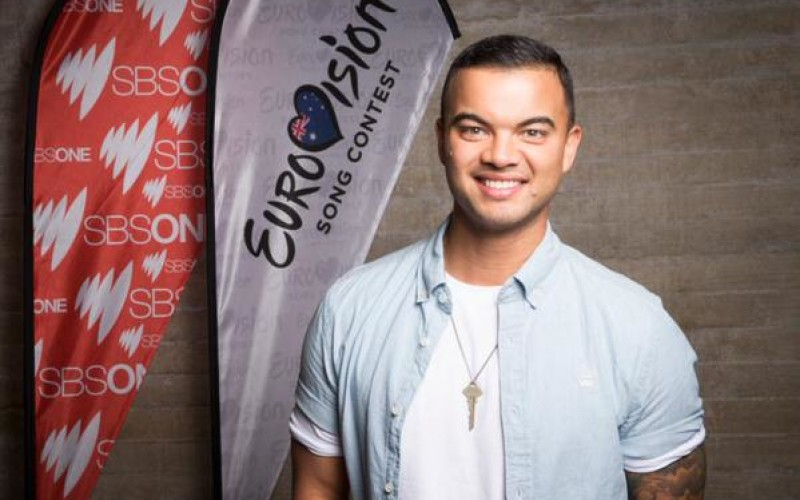 Guy Sebastian va reprezenta Australia la Eurovision 2015