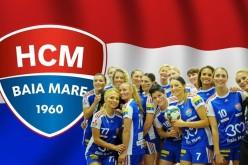 HCM Baia Mare a învins Dinamo Volgograd în sferturile Ligii Campionilor