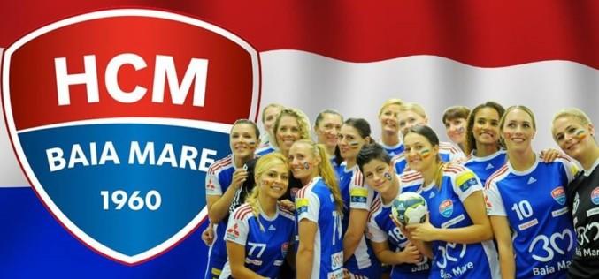 HCM Baia Mare, calificare în premieră în sferturile de finală ale Ligii Campionilor