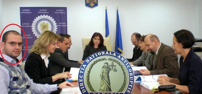 Horia Georgescu, reținut de DNA. Șeful ANI a fost scos cu cătușe la mâini