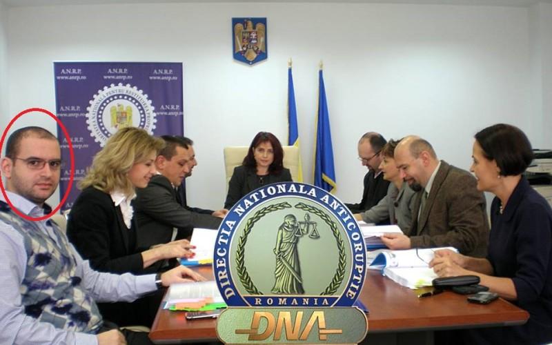 Horia Georgescu a fost adus cu mascații la sediul DNA