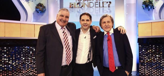 """Ilie Năstase și Rică Răducanu fac show la """"Te pui cu blondele?"""""""