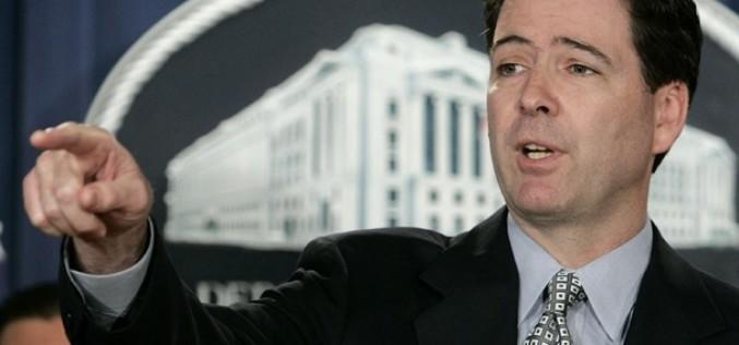 James Comey, Directorul FBI, vizită fulger în România