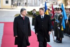 Klaus Iohannis a plecat la Kiev într-o vizită oficială în Ucraina