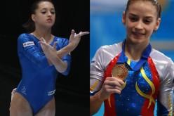Larisa Iordache, înlocuită de Andreea Munteanu la Europenele de Gimnastică