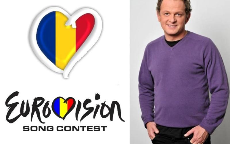 Leonard Miron face praf Selecția Națională Eurovision România 2015