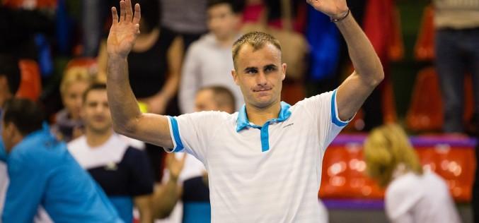 Marius Copil, eliminat în primul tur la Madrid Open de Roberto Bautista