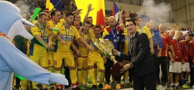 România participă la prima ediție a Mondialului de Minifotbal din SUA