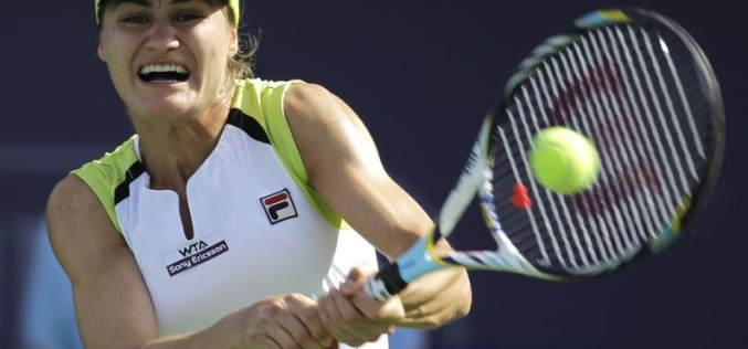 Monica Niculescu a ratat în mod incredibil trofeul turneului de la Nottingham
