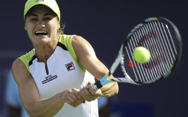 Monica Niculescu, eșec lamentabil în finală la Hobart. A fost învinsă de o jucătoare venită din calificări