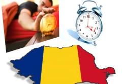 România trece în această noapte la ora de vară