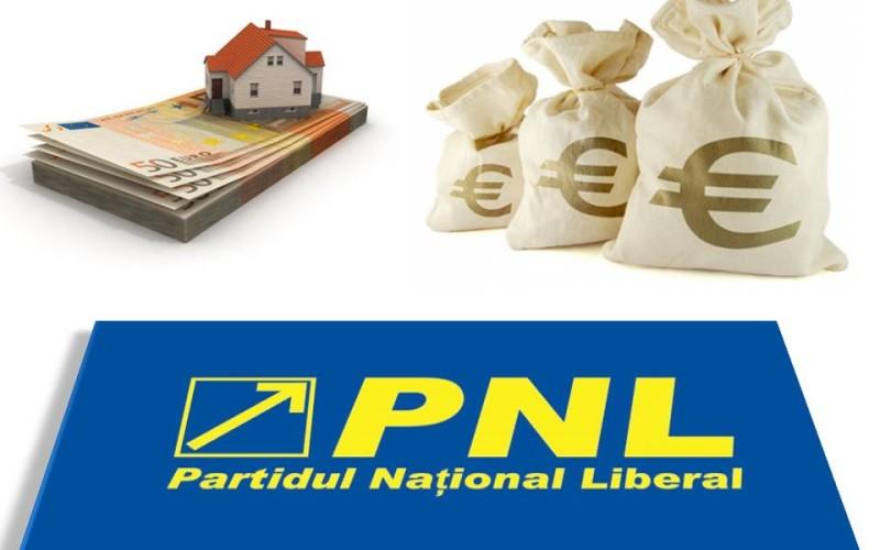 PNL vrea confiscarea bunurilor dobândite din infracţiuni