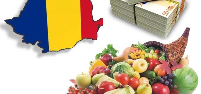 România a exportat în 2014 produse agroalimentare în valoare de 5.4 miliarde de euro