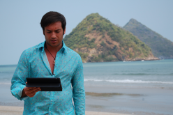 Radu Vâlcan, chinuit de Antena 1 la filmările pentru Insula Iubirii