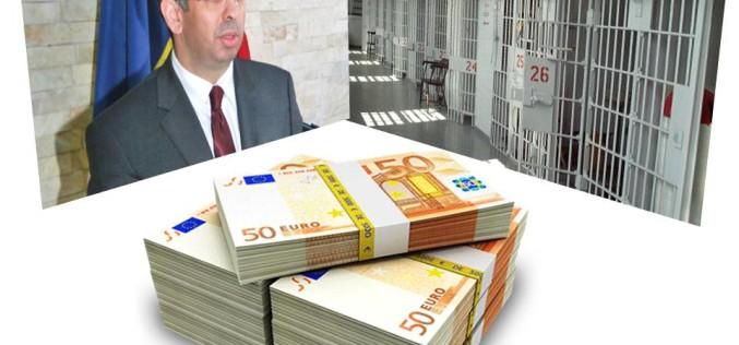 Ministrul Justiției vrea un miliard de euro ca să modernizeze pușcăriile