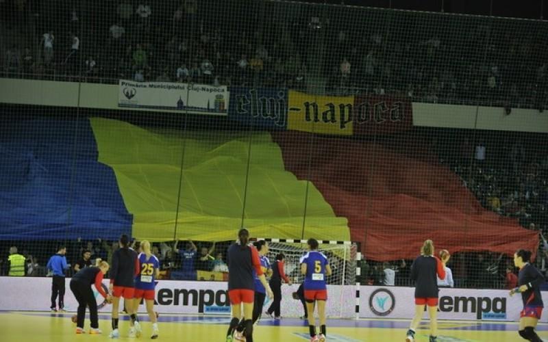 Record de spectatori la meciul România-Brazilia la Trofeul Carpați