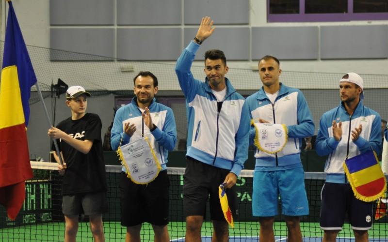 România a învins Israel cu 5-0 în Cupa Davis și e la un pas de barajul Grupei Mondiale