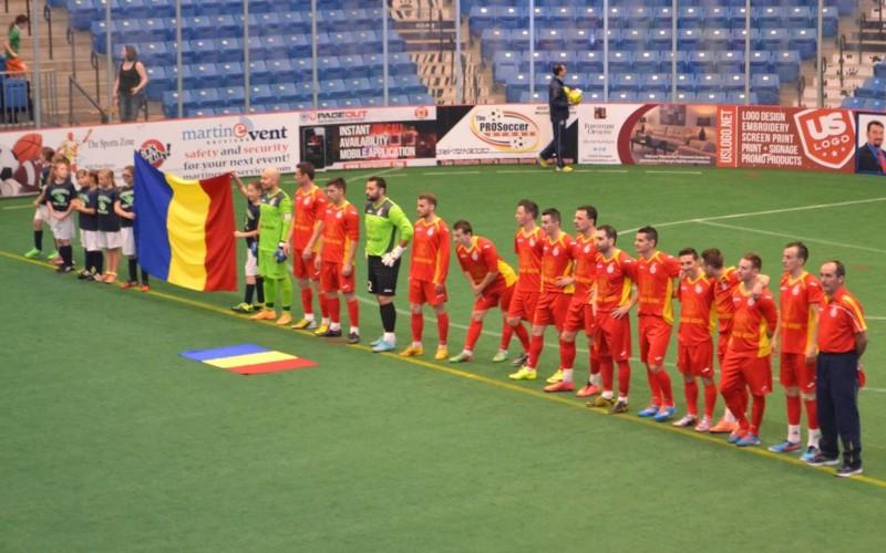 România, calificare la masa verde în semifinalele Mondialului de MiniFotbal